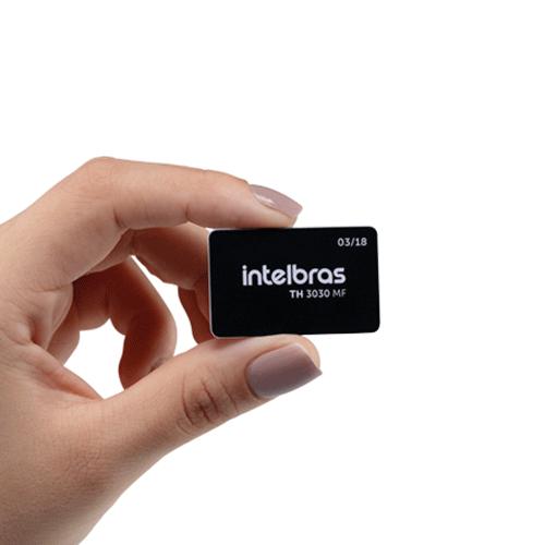 Etiqueta de Acionamento RFID Intelbras TH 3030 MF  - Ziko Shop