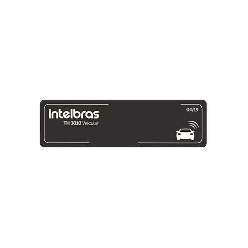 Etiqueta de Acionamento Veicular RFID 900MHz Intelbras TH 3010  - Ziko Shop