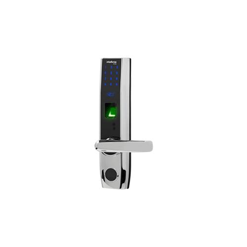 Fechadura Digital com Aplicativo Bluetooth Intelbras FR 500 Lado Direito  - Ziko Shop