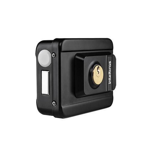 Fechadura Elétrica Intelbras Leitor de RFID FX 3000 MF  - Ziko Shop