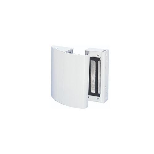 Fechadura eletroímã Intelbras KIT Elite Branco 150Kgf sem Sensor  - Ziko Shop