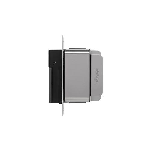 Fechadura Solenoide Intelbras FS 3010 A Fail Safe para Vidro x Alvenaria  - Ziko Shop