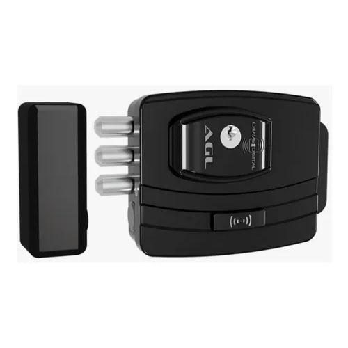 Fechadura Wifi Ultra Magic Card Alexa Siri Google - Agl   - Ziko Shop