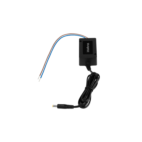 Fonte de Alimentação Intelbras sem plugue de tomada EF 1201+ 12V 1A  - Ziko Shop