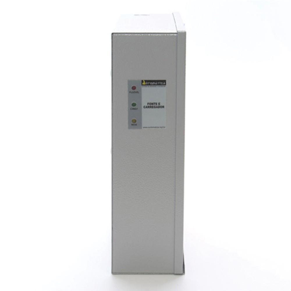 Fonte Média 12,7VCC, 220/127 VCA - Automatiza  - Ziko Shop