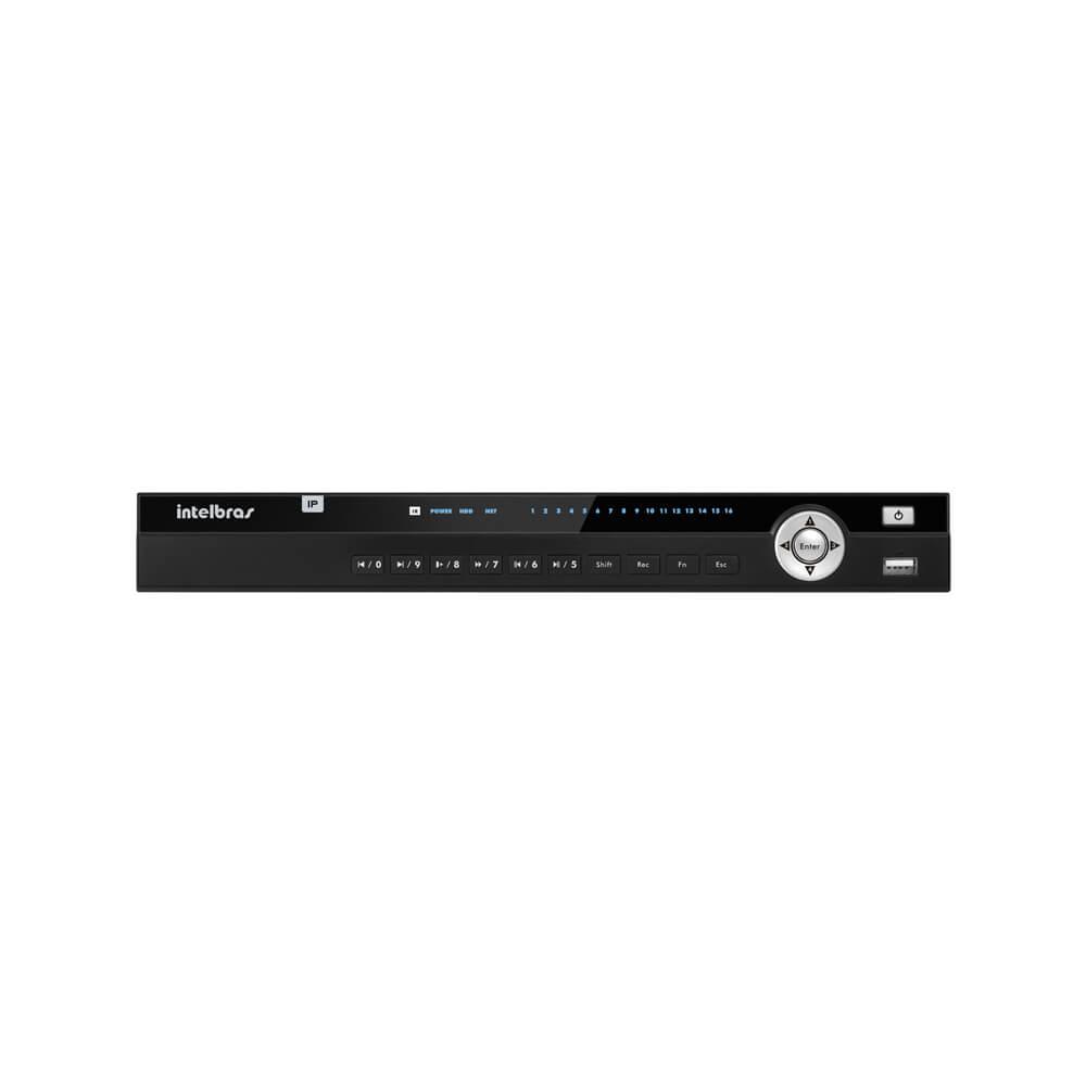 NVR Gravador Digital em Rede Intelbras NVD 3016 P, 16 Canais IP Onvif  - Ziko Shop