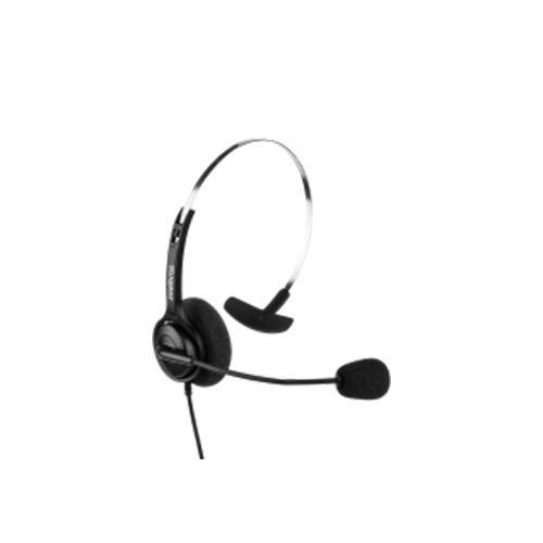 Headset Intelbras Monoauricular RJ9 CHS 40 RJ9  - Ziko Shop