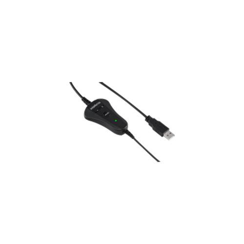 Headset Intelbras Monoauricular USB CHS 55 USB  - Ziko Shop