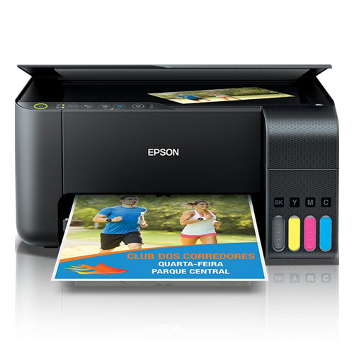 Impressora Multifuncional Epson EcoTank - L3150  - Ziko Shop