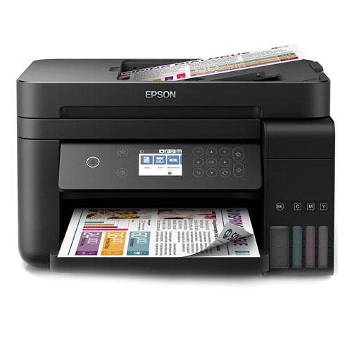 Impressora Multifuncional, Jato de Tinta, Ecotank - L6171  - Ziko Shop