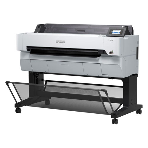 "Impressora Multifuncional, Plotter Epson SureColor - T5470 36"" SCT5470M  - Ziko Shop"