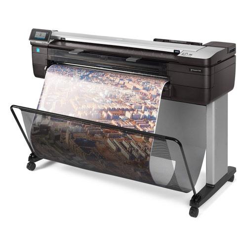 "Impressora Multifuncional, Plotter HP Designjet - T830 36"" F9A30D#B1K  - Ziko Shop"