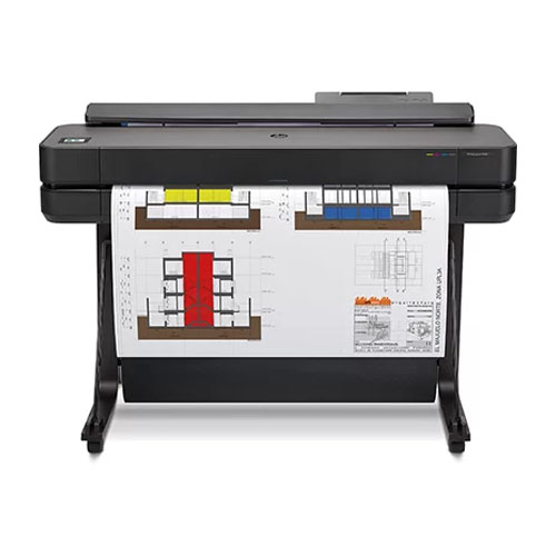 "Impressora Plotter 36"", HP DesignJet T650 - 5HB10A#B1K  - Ziko Shop"