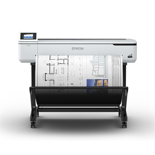 "Impressora Plotter Epson SureColor T5170 36"" - SCT5170SR  - Ziko Shop"