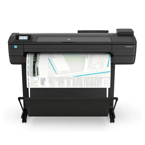 "Impressora Plotter HP Designjet T730 36"" - F9A29D#B1K  - Ziko Shop"