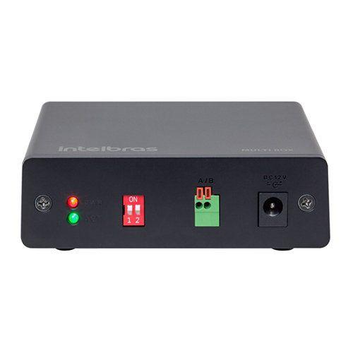 Intelbras Multi-BOX Módulo de Entradas e Saídas de Alarme  - Ziko Shop
