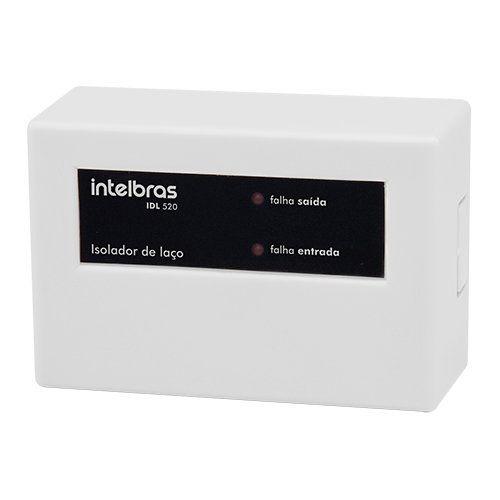 Isolador de laço IDL 520 Intelbras  - Ziko Shop