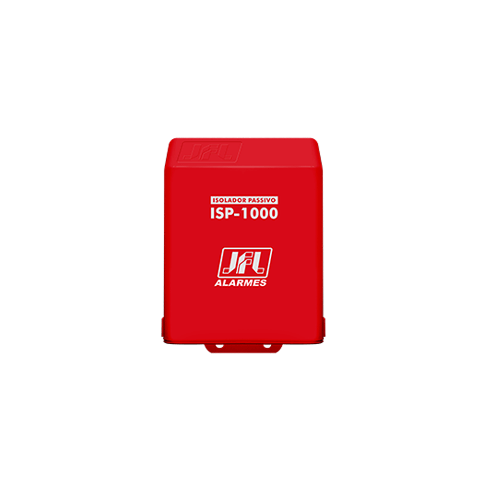 Isolador Passivo de Incêndio ISP-1000 - JFL  - Ziko Shop