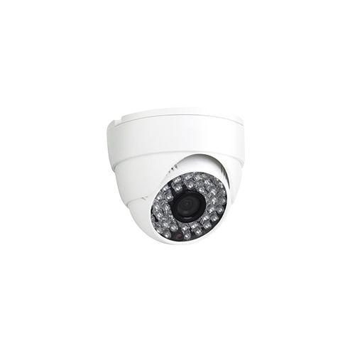 KIT 1 Câmera Dome Infra 1200 Linhas + DVR Intelbras 4 Canais HD + Acessórios  - Ziko Shop