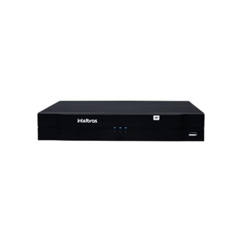 KIT 1 Câmera IP Intelbras VIP 1120 B G2 + NVD Intelbras 8 Canais HD + Acessórios  - Ziko Shop