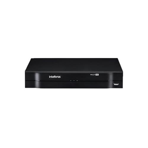KIT 2 Câmeras Intelbras VHL 1120 B + DVR Intelbras 4 Canais HD + HD (Disco Rígido) + Acessórios  - Ziko Shop
