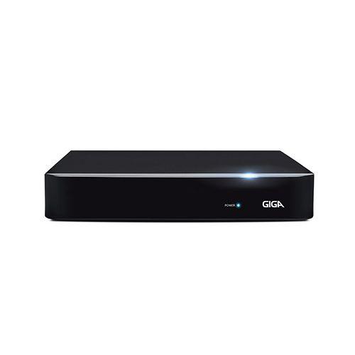KIT Completo 3 Câmeras de segurança Giga 5MP GS0046 + DVR Giga + Acessórios + HD 1TB para Armazenamento + Acessórios + App Acesso Remoto  - Ziko Shop