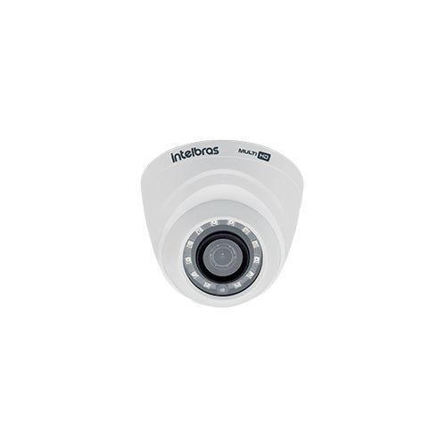 KIT 3 Câmeras Intelbras VHD 1010 D G4 + DVR Intelbras 4 Canais HD + Acessórios  - Ziko Shop