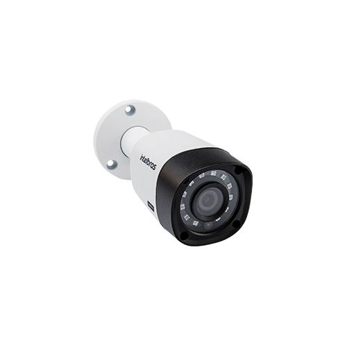 KIT 3 Câmeras de segurança Intelbras VHD 3230 B G5 + DVR Intelbras 4 Canais Full HD + Acessórios  - Ziko Shop