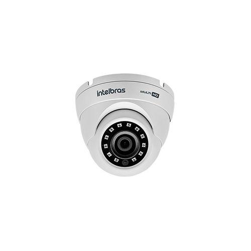 KIT 4 Câmeras Intelbras VHD 3220 D G4 + DVR Intelbras 4 Canais Full HD + Acessórios  - Ziko Shop