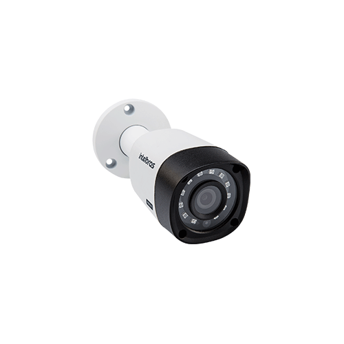 KIT 4 Câmeras Intelbras VHD 3230 B G4 + DVR Intelbras 8 Canais Full HD + Acessórios  - Ziko Shop