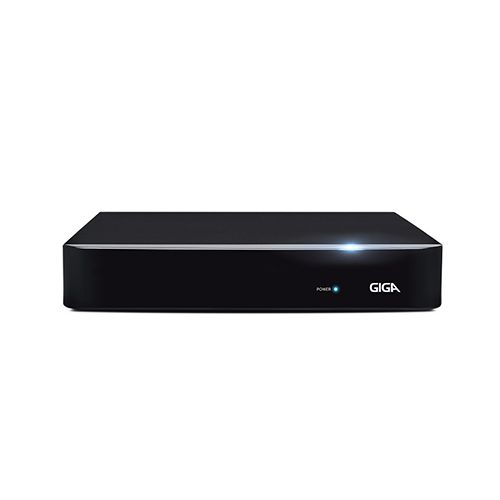 KIT 5 Câmeras Giga Full HD GS0051 + DVR Giga 8 Canais Full HD + HD 1TB WD Purple + Acessórios  - Ziko Shop