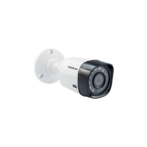 KIT 5 Câmeras Intelbras VHD 1010 B G4 + DVR Intelbras 8 Canais HD + Acessórios  - Ziko Shop