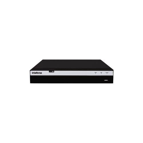 KIT 8 Câmeras Intelbras VHD 1420 B + DVR Intelbras 8 Canais Ultra HD + Acessórios  - Ziko Shop