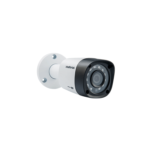KIT 8 Câmeras Intelbras VHD 1220 B G4 + DVR Intelbras 8 Canais Full HD + Acessórios  - Ziko Shop