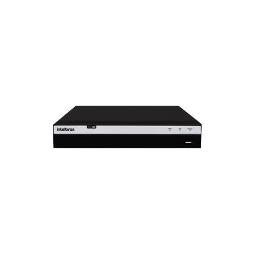 KIT 8 Câmeras Intelbras VHL 1220 B + DVR Intelbras 8 Canais Full HD + HD Disco Rígido + Acessórios  - Ziko Shop