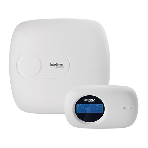 KIT Alarme AMT 2018 E Intelbras + 6 sensores + Acessórios  - Ziko Shop