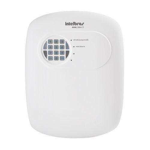 KIT Alarme ANM 3004 ST Intelbras + 2 sensores c/fio + Acessórios  - Ziko Shop