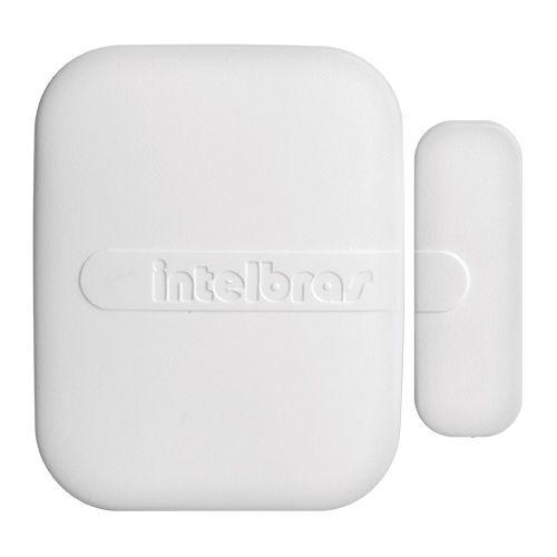 KIT Alarme ANM 3004 ST Intelbras + 6 sensores c/fio + Acessórios  - Ziko Shop