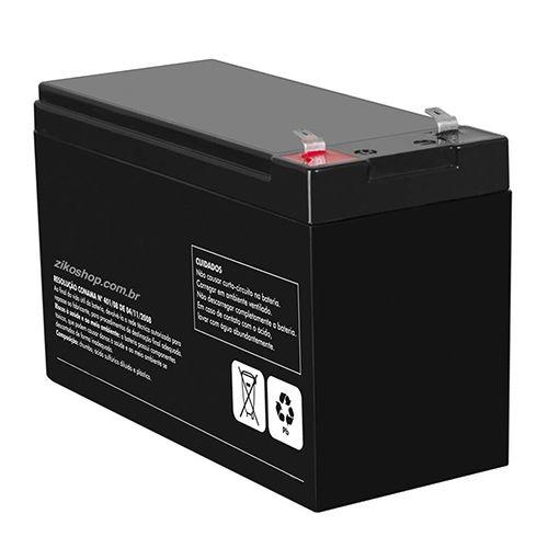 KIT Alarme ANM 3004 ST Intelbras + 4 Sensores sem fio + Acessórios  - Ziko Shop