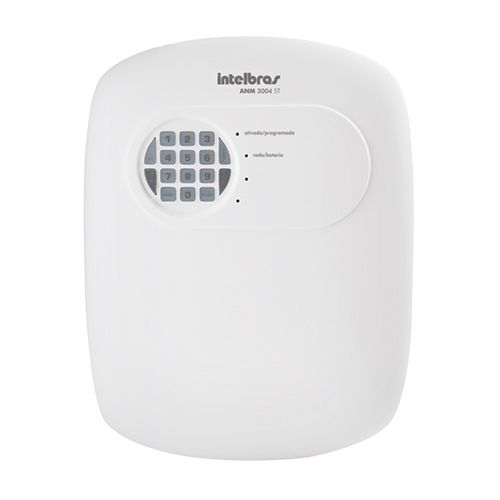 KIT Alarme ANM 3004 ST Intelbras + 6 Sensores sem fio + Acessórios  - Ziko Shop