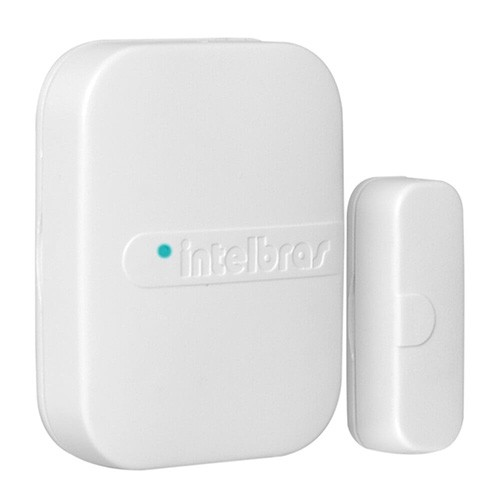 KIT Alarme Intelbras 6 Sensores + Acessórios, Grátis 1 Controle Remoto  - Ziko Shop