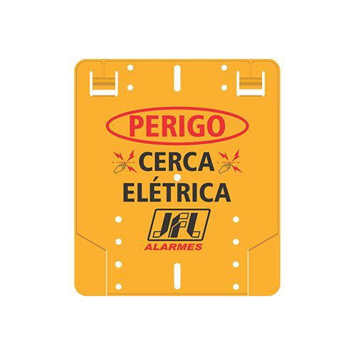 KIT Cerca ECR 18 JFL + 35 Hastes com 4 Isoladores para 70m  - Ziko Shop