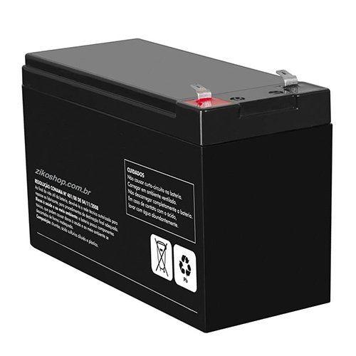 KIT Cerca ELC 5002 Intelbras + 63 Hastes com 6 Isoladores para 125m  - Ziko Shop