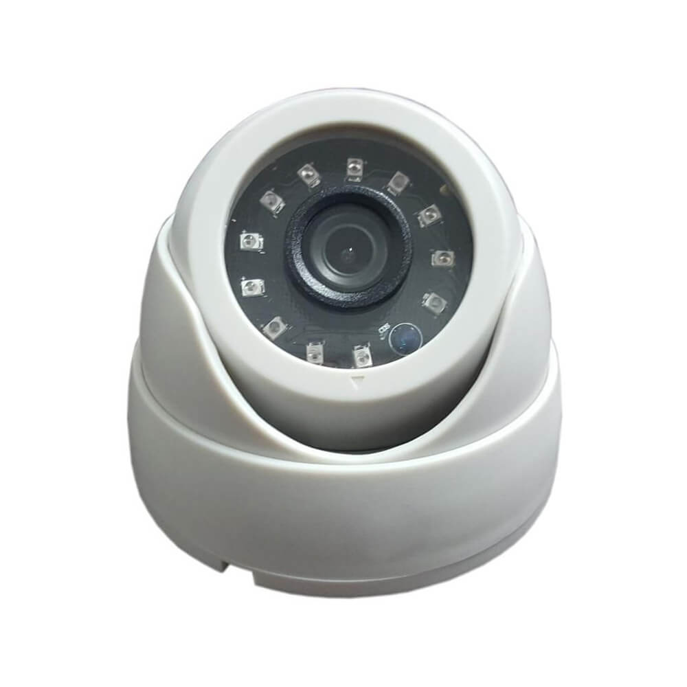 KIT DVR Intelbras + 12 Câmeras Dome AHD + Acessórios  - Ziko Shop