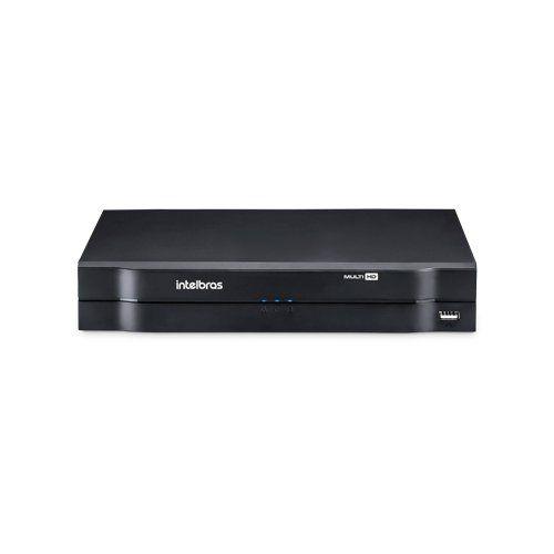 KIT DVR Intelbras + 8 Câmeras Dome AHD + HD + Acessórios  - Ziko Shop