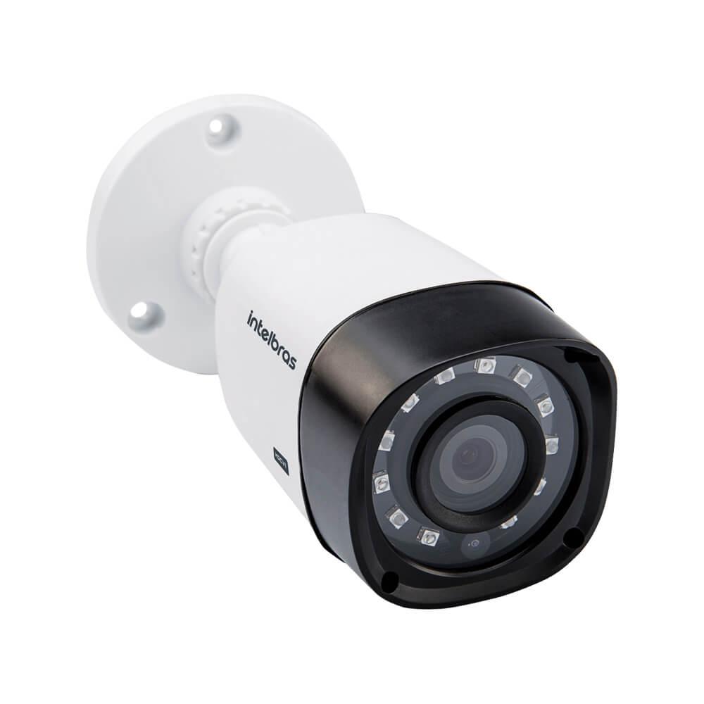 KIT 14 Câmeras Intelbras VHD 1220 B G4 + DVR Intelbras 16 Canais Full HD + Acessórios  - Ziko Shop