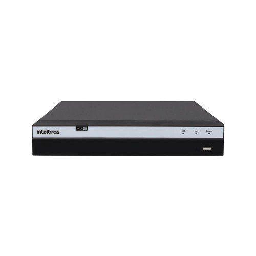 KIT DVR Intelbras Full HD + 4 Câmeras VHD 1220 B + Acessório  - Ziko Shop