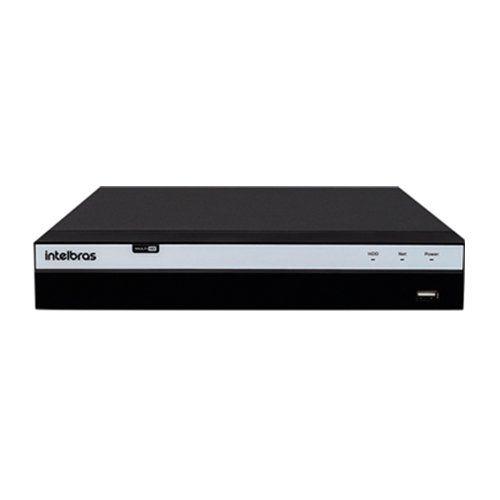 KIT 4 Câmeras Intelbras VHD 1220 B + DVR Intelbras 4 Canais Full HD + HD (Disco Rígido) + Acessórios  - Ziko Shop