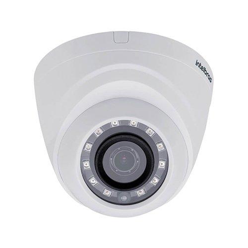 KIT DVR Intelbras Full HD + 4 Câmeras VHD 1220D Full HD + Acessórios  - Ziko Shop