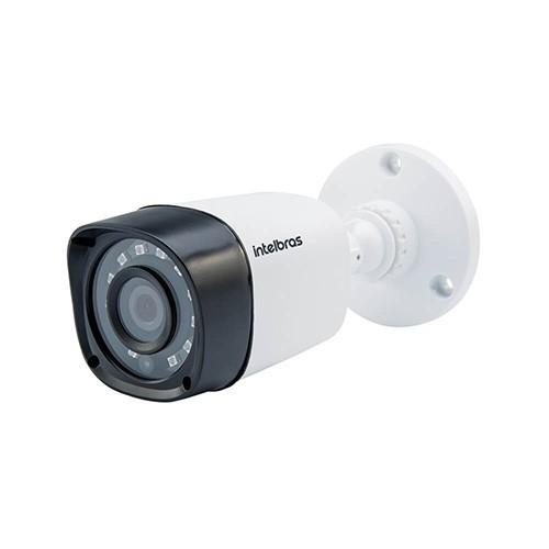 KIT 6 Câmeras Intelbras VHD 1220 B + DVR Intelbras 8 Canais Full HD + HD + Acessórios  - Ziko Shop